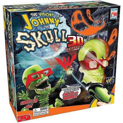 Интерактивная игра Скелетончик Джони 3D