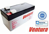 Аккумуляторная батарея VENTURA GP 12-1.2 (12V 1.2Ah) Купить в Алматы