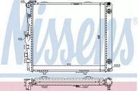 Радиатор MB W124 E260-E320