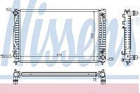 Радиатор Audi A4 2.4-2.8 95-01 A6 2.4 97-05 VW Passat 2.5-2.8 97-00
