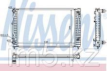 Радиатор Audi A4 1.6-1.9 94-01 A6 1.9 TDI 97-05 VW Passat 1.6-2.3 96-00