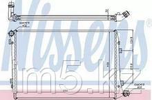Радиатор AUDI A 3 / S 3 (03-) 1.9 TDi (+)