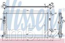 Радиатор MAZDA 5 (05-) 1.6 CDVi (+)