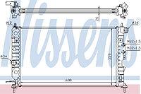Радиатор OPEL VECTRA B (95-) 1.6 (+)