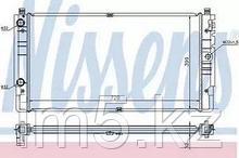 Радиатор VOLKSWAGEN TRANSPORTER T4 (90-) 1.9 TD (+)