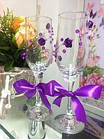 Бокалы для свадьбы, фото 1