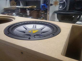 Короба для сабвуферов на заказ - Примеры наших работ 2