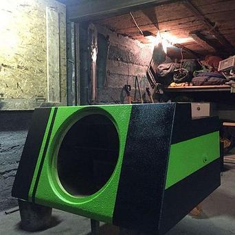 Короба для сабвуферов на заказ - Примеры наших работ 6