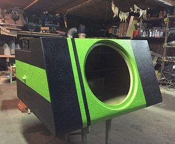 Короба для сабвуферов на заказ - Примеры наших работ 7