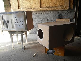 Короба для сабвуферов на заказ - Примеры наших работ 9