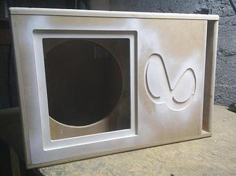 Короба для сабвуферов на заказ - Примеры наших работ 10