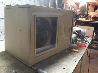 Короба для сабвуферов на заказ - Примеры наших работ 11