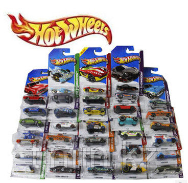 Модельки Hot Wheels, Mattel, Малайзия - фото 2