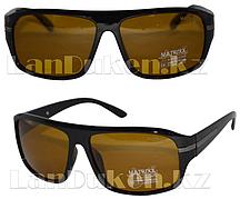 Очки солнцезащитные водительские с черной матовой оправой (POLAROID) Matrixx Polaroid