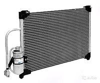 Радиатор кондиционера Lexus LX470. UZJ100 1998-2007 4.7i V8 Бензин