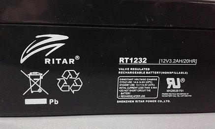 Аккумулятор 12 3.2, фото 2
