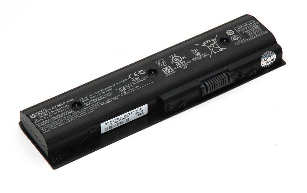 Аккумулятор для ноутбука HP Compaq DV4-5000 (11.1V 4400 mAh)