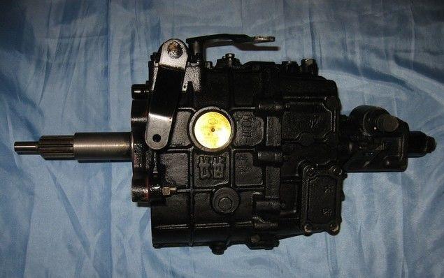 Коробка переключения передач CA520