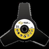 Диск для триммера, 255 х 25,4 толщина 1,6 мм, 3 лезвия DENZEL