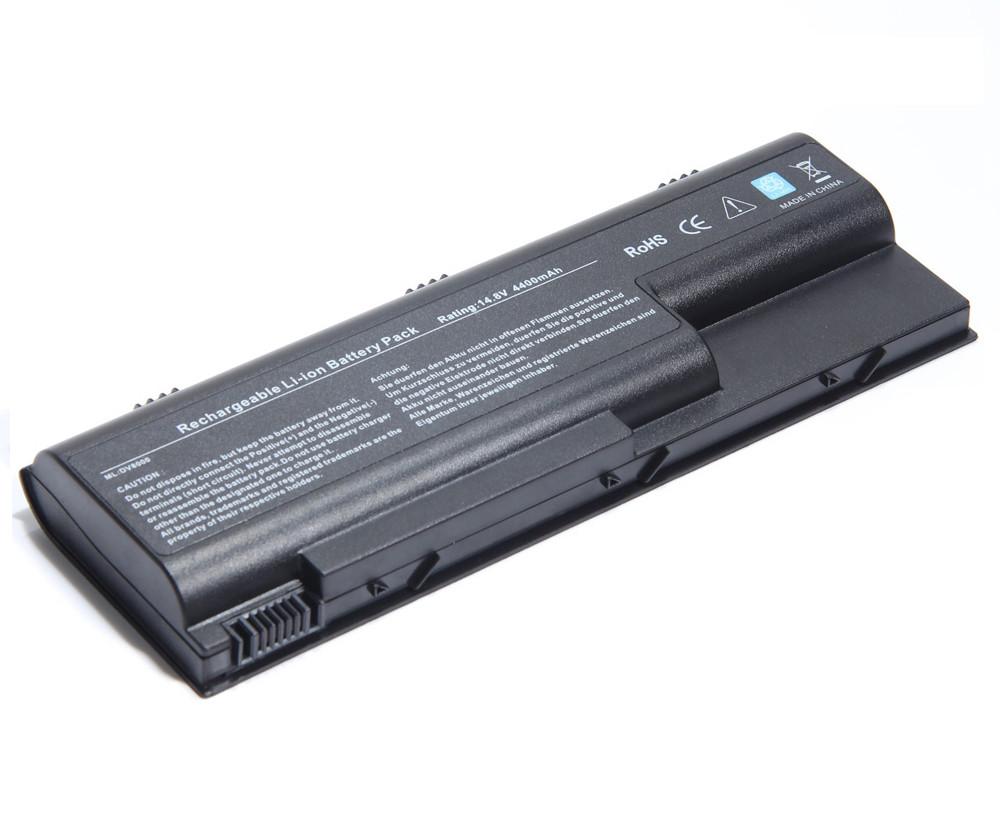 Аккумулятор для ноутбука HP Compaq DV8000 (14.4V 4400 mAh)