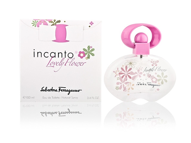 Salvatore Ferragamo Incanto Lovely Flower edt 30ml