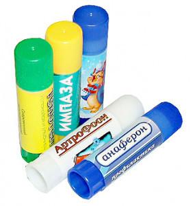 Клей-карандаш, брендирование