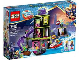 41238 Lego Супергёрлз Фабрика Криптомитов Лены Лютор