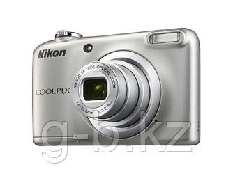 Фотоаппарат компактный Nikon COOLPIX A10 серебро