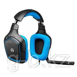 Наушники-гарнитура Logitech Headset G430 (981-000537)