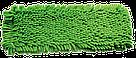 Насадка Запаска тряпка микрофибра для швабры 40 см, фото 3