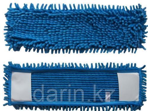 Насадка Запаска тряпка микрофибра для швабры 40 см