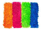 Насадка Запаска тряпка микрофибра для швабры 40 см, фото 7