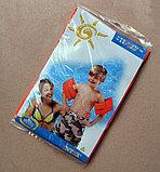 Intex Нарукавники для плавания INTEX красные 25х17см, фото 5