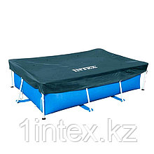Защитный тент для прямоугольного бассейна, 200 х 300 см Intex