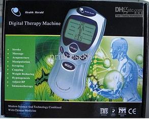 Миостимулятор реабилитационный Digital Therapy Machine st-688, фото 2