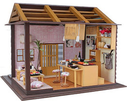 Сделай сам - коллекционные домики
