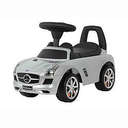 Детская каталка Chilok Bo Toys Машинка Мерс серый