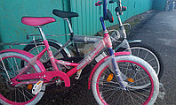 Велосипед Сатурн Скиф розовый