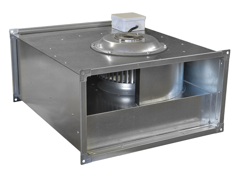 Вентилятор канальный прямоугольный VCP 70-40/35-GQ/4D