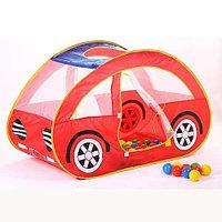 CALIDA Дом + 100 шаров (автомобиль) (122х66х69)