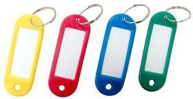Брелок для ключей, 2x6см, пластик Epene