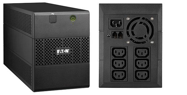 ИБП Eaton 5E1500iUSB 1500VA/900W, линейно-интерактивный