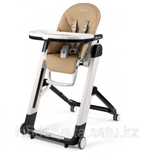 Детский стульчик для кормления Peg-Perego Siesta Follow Me NOCE