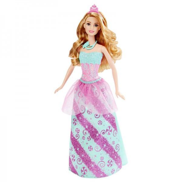 "Barbie ""Королевство конфет"" Кукла Принцесса Барби"