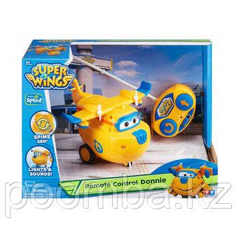 """Радиоуправляемая игрушка """"Супер крылья"""" - Донни (на бат., свет, звук)"""