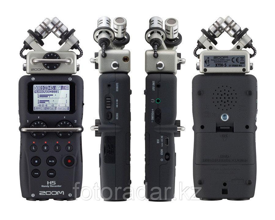 Диктофон Zoom H5 - фото 1