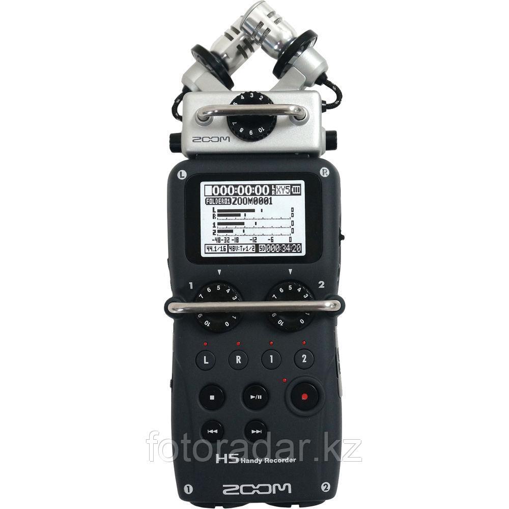 Диктофон Zoom H5 - фото 4