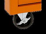 Инструментальная тележка с 6 выдвижными ящиками, фото 10