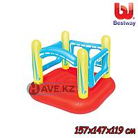 Детский надувной батут Bestway 52182, размер 157 / 147 / 119 см, фото 1