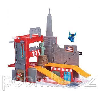 """Игровой набор """"Супер Крылья"""" - Джером в Нью-Йорке"""